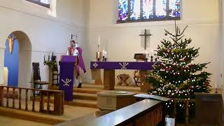 Advent 4 and Baptism