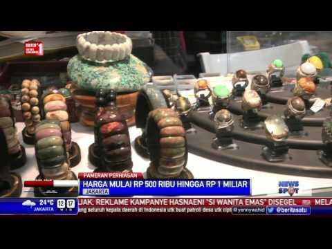 Jakarta International Jewellery Fair 2016