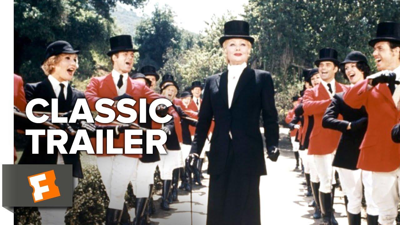 f32f921ac3e9 Mame (1974) Official Trailer - Lucille Ball, Robert Preston Movie HD ...