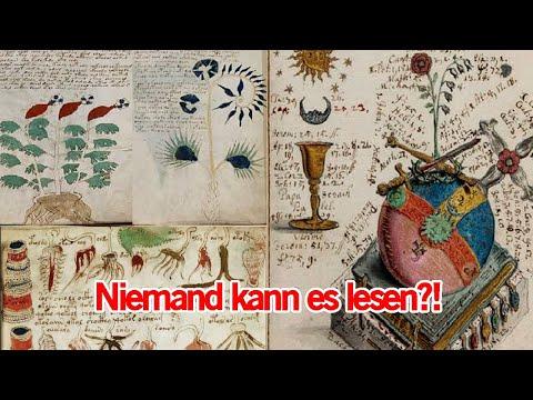 NIEMAND kann dieses Buch lesen - Das gruselige Voynich Manuskript | MythenAkte