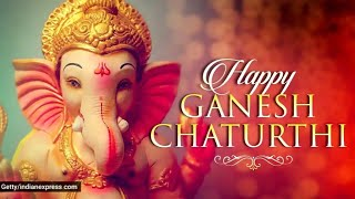 Ganesh chaturthi 2020 || Happy Ganesh Chaturthi || Ganesh Chaturthi wishes 2020