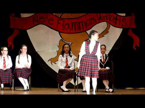 Pasadena Christian School, Drama Dept, Coffee House 2017, part 2of2