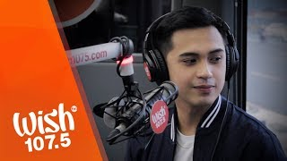 "Marlo Mortel performs ""Sana Ikaw Na Nga"" LIVE on Wish 107.5 Bus"