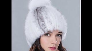 Женская норковая шапка. Экономная красота.(Женская норковая шапка. Экономная красота. Распаковка прекрасной норковой шапки с алиэкспресс. Отличное..., 2015-12-20T13:35:36.000Z)