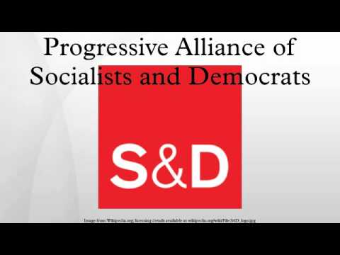 Progressive Alliance of Socialists and Democrats