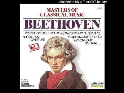 "Ludwig van Beethoven - ""Moonlight"" Sonata: Adagio sostenuto"