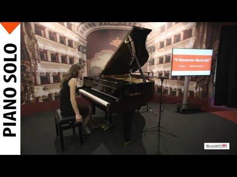 classical piano - - Evelina Simonetta - Castello Sforzesco Milan