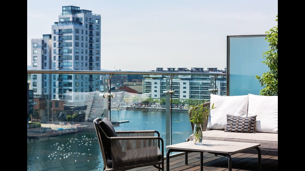 The Penthouse At The Waterfront Hanover Quay Dublin 2