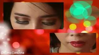 Holiday Glam Makeup | Sincera Conchita