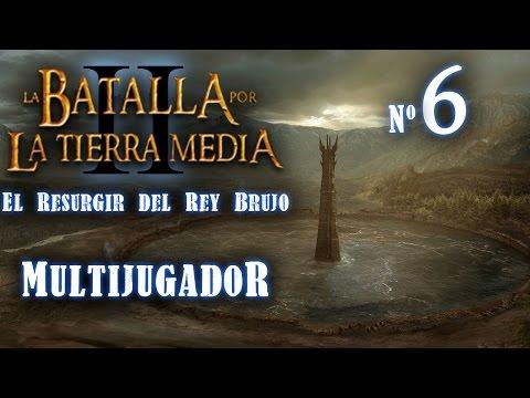 El Resurgir del Rey Brujo   6ª Partida Multijugador