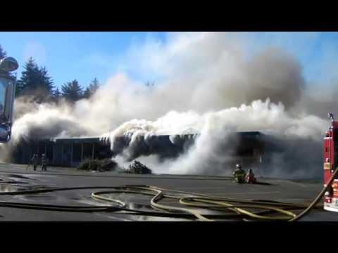 Revisiting the Waldport high school burn