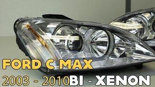 Ford C max 2003 - 2010, Bi- xenon retrofit installation