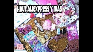 Compras interesantes de Aliexpress y MAS... Scrap/Haul