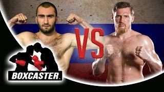 Must-See Match-Up: Murat Gassiev vs. Dmitry Kudryashov