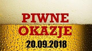 Piwne Okazje 20 09 2018