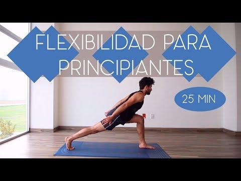 Yoga para Flexibilidad Nivel 1   Principiantes   25 min
