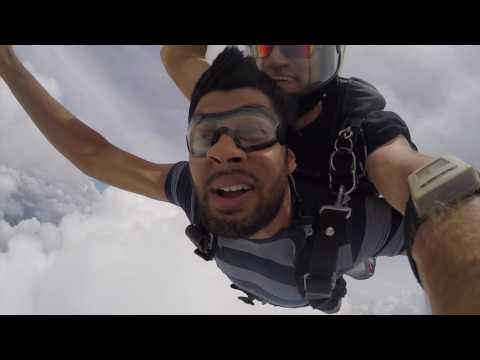 Tandem Skydive | Dwij from Fort Worth, TX