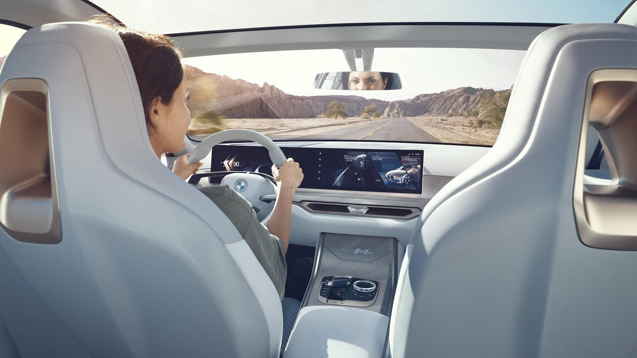 The Sound Of The Bmw Concept I4 Composed By Hans Zimmer Youtube
