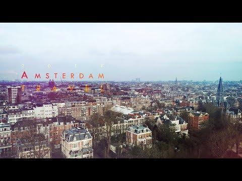 Amsterdam 2018 Winter travel