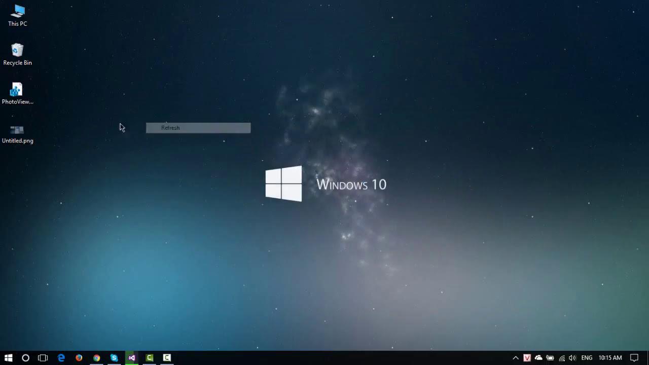 [Windows 10] Sửa lỗi không mở được ảnh bằng Windows Photo Viewer Windows 10