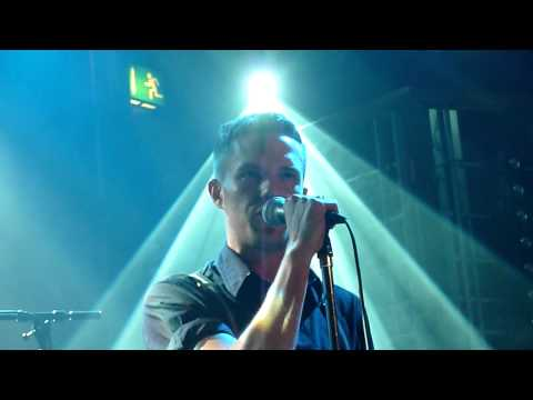 Brandon Flowers~'If God Will Send His Angels ~Live @ The Academy Dublin 22 nd September  2010
