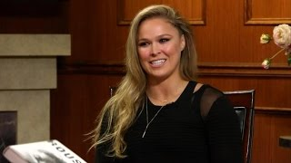 Ronda Rousey on Cris Cyborg, Retirement & Her Autobiography [Full Interview]