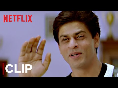Shah Rukh Khan Sings For Sushmita Sen | Main Hoon Na | Netflix India