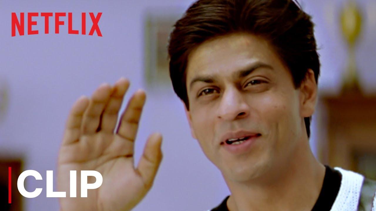 Download Shah Rukh Khan sings for Sushmita Sen | Main Hoon Na | Netflix India