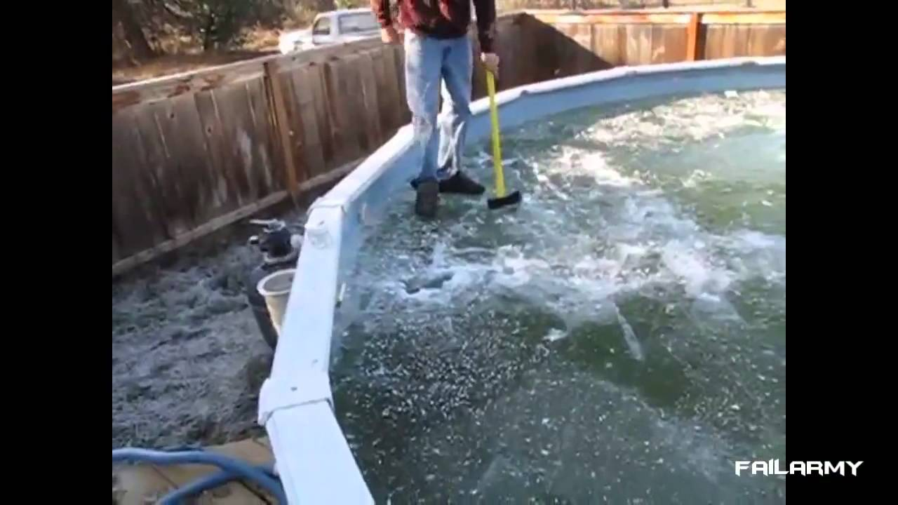 Swimming Pool Accidents Funny Humor Youtube