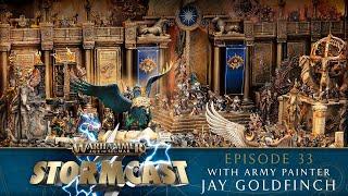 StormCast – Episode 33: Jay Goldfinch