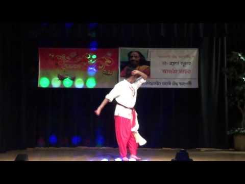 Bistirno Dupare of Bhupen Hazarika - Dance performed by Martina Barua