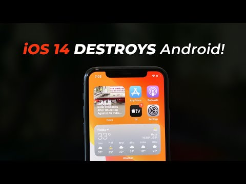 iOS 14 Privacy Features DESTROY Android Completely!