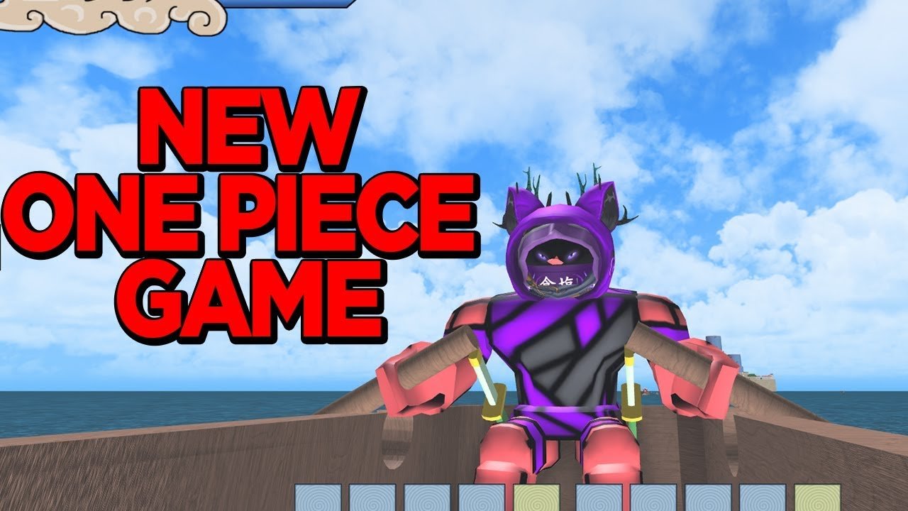 New One Piece Adventure Begins | One Piece Final Chapter in Roblox |  iBeMaine