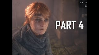 A Plague Tale Innocence Walkthrough Part 4 - The Path Before Us (Gameplay Commentary)