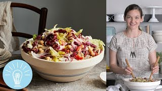 Nancy Silverton's Chopped Salad | Genius Recipes