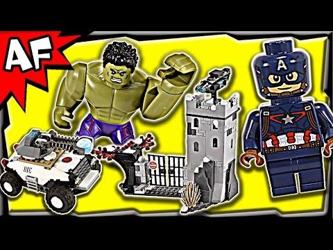 現貨【LEGO 樂高】全新正品 積木/ 超級英雄 復仇者聯盟 76041 | 單一人偶: 斯特拉科男爵+武器