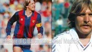 Los grandes traidores del fútbol