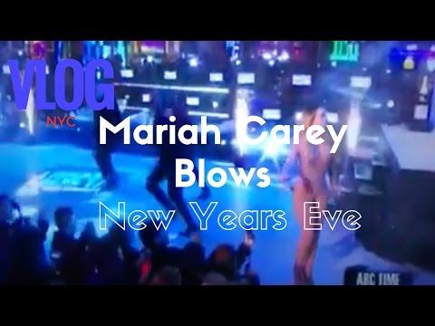 Mariah Carey  Meltdown New Year's Rockin' Eve Performance