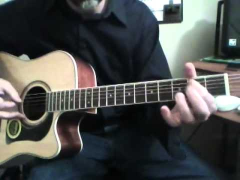 Ooh La La (Cover Rod Stewart acoustic guitar Lesson)