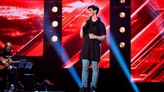 Vlado's performance of Taylor Swift's 'Wildest Dreams' The X Factor Australia 2016