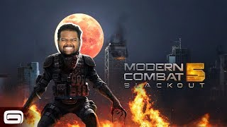 Modern Combat 5 GAMEPLAY STREAM BOIII