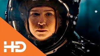 Чужого Сбрасывают в Космос | Чужой: Завет (2017)