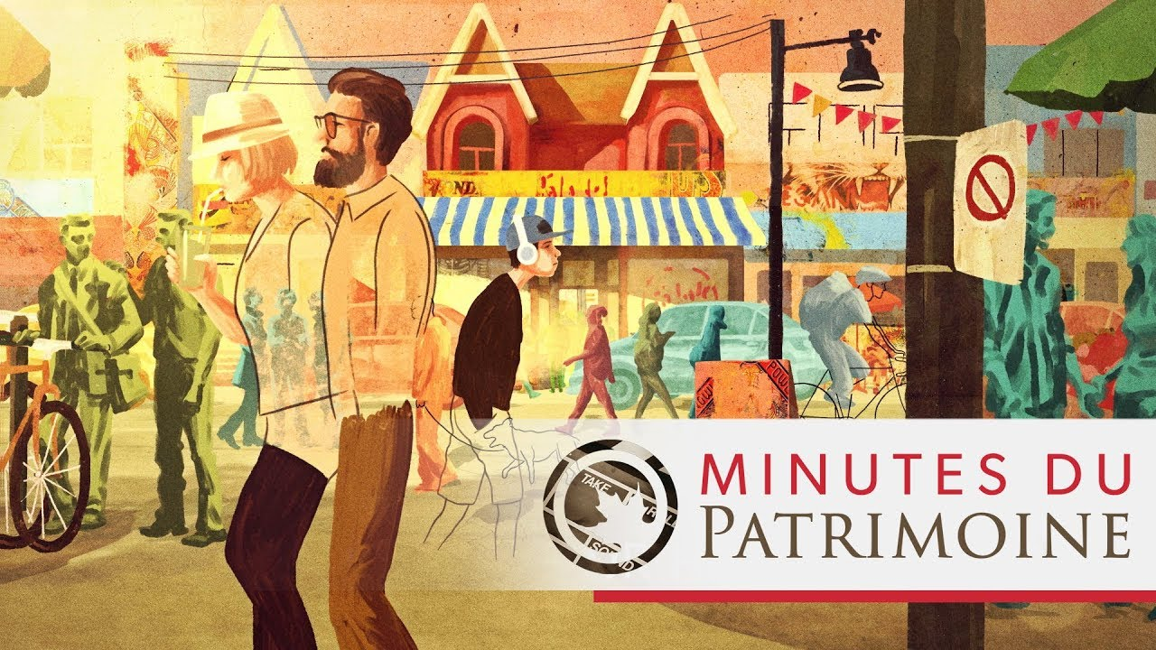Minutes du patrimoine : Le Marché Kensington