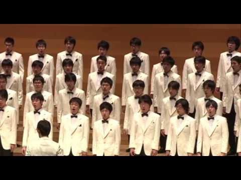 組曲アイヌのウポポより 輪舞 早稲田大学グリークラブ第64回送別演奏会2015