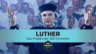 Luther - Das Projekt der 1001 Stimmen | NEO MAGAZIN ROYALE mit Jan Böhmermann thumbnail