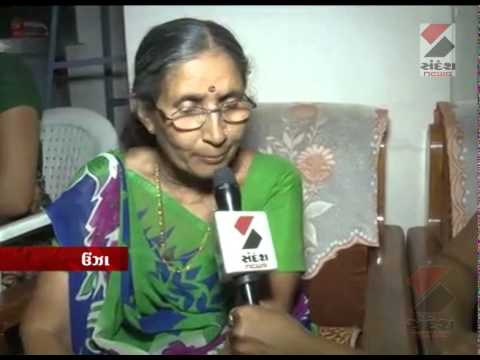 Narendra Modi's wife wishes him all the best !!