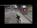 GTA SA: Railfan/ShootOut  [Amtrak/SP] Train Mods