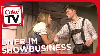Ein Tag am Theater: Dner wird Schauspieler | #CokeTVMoment