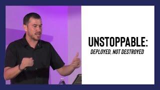 Unstoppable: Deployed, Not Destroyed / Pastor Philip Muela / Inspire Church