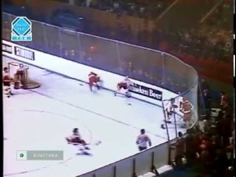 Хоккей Суперсерия 72 Канада СССР 1972 SATRip скачать